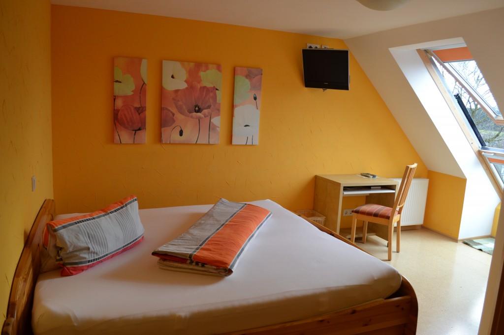 neue Gästezimmer
